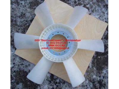 Вентилятор радиатора (на гидромуфту) без кольца d-610H HOWO (ХОВО)