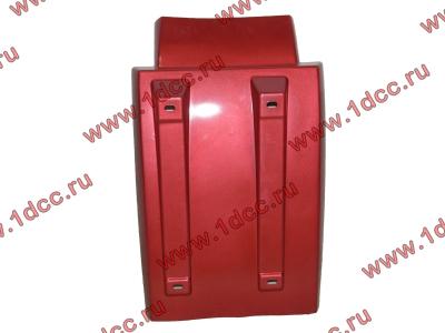 Брызговик передней оси правый H3 красный HOWO (ХОВО) WG1642230104 фото 1 Пермь