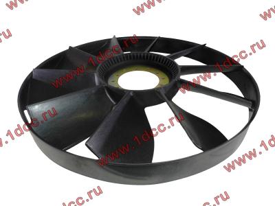 Вентилятор радиатора на гидромуфту d-640 H HOWO (ХОВО) VG2600060446