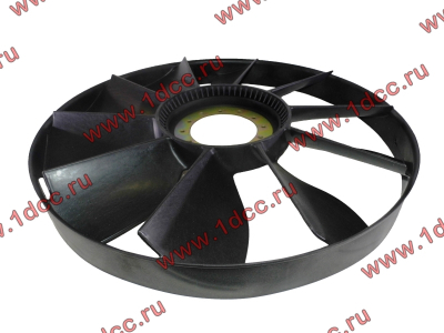 Вентилятор радиатора на гидромуфту d-640 H HOWO (ХОВО) VG2600060446 фото 1 Пермь