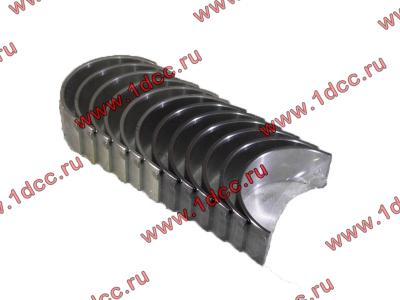 Вкладыши шатунные стандарт +0.00 (12шт) H2/H3 HOWO (ХОВО) VG1560030034/33 фото 1 Пермь