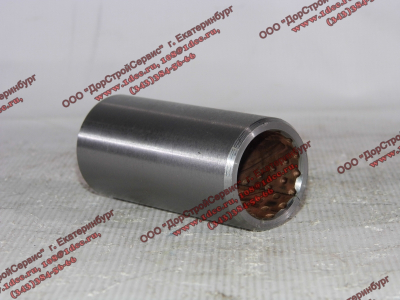 Втулка пальца передней рессоры металл H2/H3 HOWO (ХОВО) WG9000520078 фото 1 Пермь