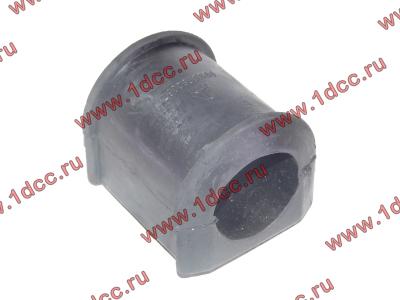 Втулка резиновая для заднего стабилизатора H2/H3 HOWO (ХОВО) 199100680067 фото 1 Пермь