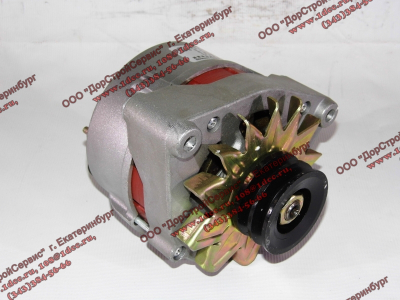 Генератор 28V/55A WD615 (JFZ2150Z1) H2/SH WP10 HOWO (ХОВО) VG1500090010/VG1560090010 фото 1 Пермь