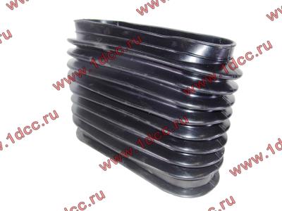 Гофра резиновая для отсекателя за кабиной H2/H3 HOWO (ХОВО) WG9725190008 фото 1 Пермь