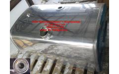 Бак топливный 400 литров алюминиевый F для самосвалов фото Пермь