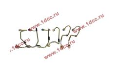 Трубки высокого давления рампа-форсунки, комплект 6шт WP10E3