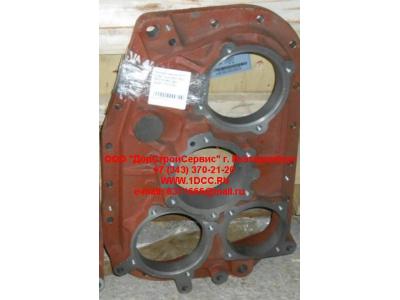 Крышка задняя KПП Fuller 12JS160T без проточки КПП (Коробки переключения передач) JS220-1707015
