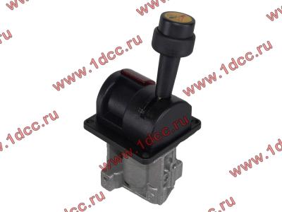 Кран управления подъемом кузова в кабине (3 вывода HYVA) H/F HOWO (ХОВО) 14750667H фото 1 Пермь