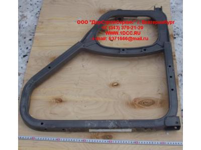 Кронштейн брызговика передней оси левый H2 HOWO (ХОВО) WG9719930315 фото 1 Пермь