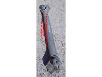 Вал карданный основной без подвесного L-1400, d-180, 4 отв. H HOWO (ХОВО) AZ9114311400 фото 1 Пермь