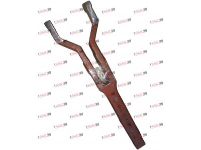 Вилка выжимного подшипника 430 H HOWO (ХОВО) JS180-1601021-2 фото 1 Пермь