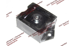 Подушка крепления двигателя передняя/КПП 71*117*45 H2/H3