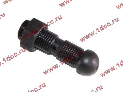 Болт регулировочный клапана с гайкой H2/H3 HOWO (ХОВО) VG14050010 фото 1 Пермь