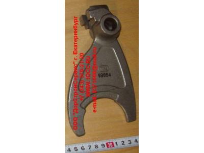 Вилка переключения пониженной передачи-заднего хода H2/H3 КПП (Коробки переключения передач) F99664 фото 1 Пермь