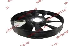 Вентилятор радиатора на гидромуфту d-640 H CREATEK