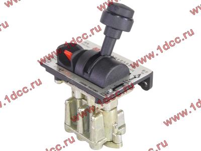 Кран управления подъемом кузова в кабине (6 выводов) H HOWO (ХОВО) KXL-QKJSF фото 1 Пермь