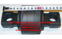 Сайлентблок реактивной штанги V-обр. 85х53 межцентровое 130 резинометалл. H2/H3