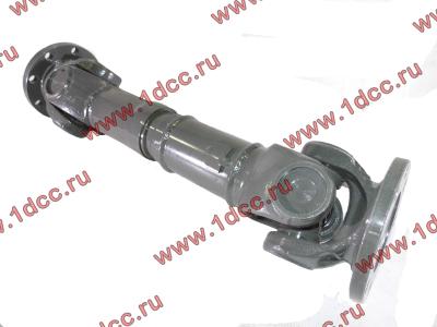 Вал карданный межосевой L-665, d-165 , 8 отв. H2/H3 HOWO (ХОВО) WG9014310125/AZ9114310096 фото 1 Пермь