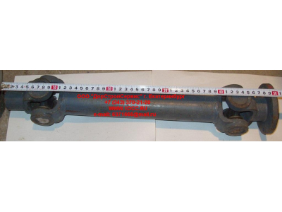 Вал карданный привода НШ L=500 шлицевая D=30 d=27 H HOWO (ХОВО)  фото 1 Пермь