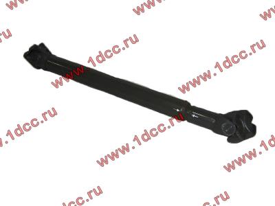Вал карданный основной без подвесного L-1650, d-180, 4 отв. H2/H3 HOWO (ХОВО) AZ9114311650 фото 1 Пермь