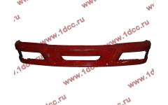 Бампер FN2 красный самосвал для самосвалов фото Пермь