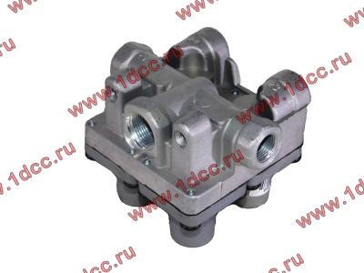 Клапан предохранительный 4-х контурный H2/H3 HOWO (ХОВО) WG9000360366 фото 1 Пермь