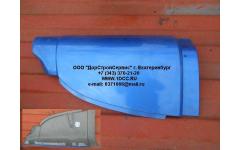 Обтекатель кабины левый HANIA синий фото Пермь