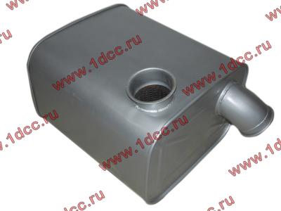 Глушитель квадратный H HOWO (ХОВО) WG9725540002 фото 1 Пермь