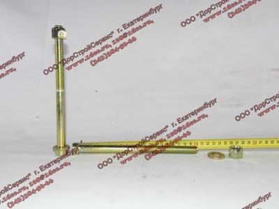 Болт центральный рессоры передней H2/H3 HOWO (ХОВО) 99100520710 фото 1 Пермь