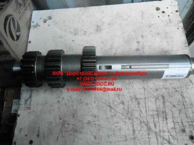 Вал промежуточный КПП Fuller 12JS160T КПП (Коробки переключения передач) 12JS160T-1701048 фото 1 Пермь