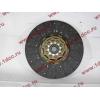 Диск сцепления ведомый 420 мм H2/H3 HOWO (ХОВО) WG1560161130 фото 2 Пермь