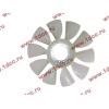 Вентилятор радиатора (на гидромуфту) без кольца d-590 H HOWO (ХОВО) 61500060131 фото 2 Пермь