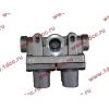 Клапан предохранительный 4-х контурный H2/H3 HOWO (ХОВО) WG9000360366 фото 2 Пермь