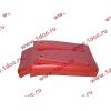 Брызговик передней оси правый H3 красный HOWO (ХОВО) WG1642230104 фото 3 Пермь