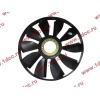 Вентилятор радиатора на гидромуфту d-640 H HOWO (ХОВО) VG2600060446 фото 3 Пермь