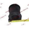 Втулка резиновая для заднего стабилизатора H2/H3 HOWO (ХОВО) 199100680067 фото 3 Пермь