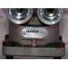 Кран главный тормозной H3 (WABCO) HOWO (ХОВО) WG9000360520/1 фото 3 Пермь