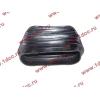 Гофра резиновая для отсекателя за кабиной H2/H3 HOWO (ХОВО) WG9725190008 фото 4 Пермь