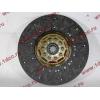 Диск сцепления ведомый 420 мм H2/H3 HOWO (ХОВО) WG1560161130 фото 4 Пермь