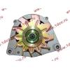 Генератор 28V/55A WD615 (JFZ255-024) H3 HOWO (ХОВО) VG1560090012 фото 6 Пермь